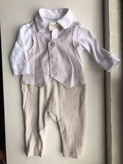 19144c4b66 Mothercare formal clothes 0-3m