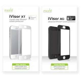 Moshi iVisor AG Screen Protector for iPhone SE/5s/5c/5