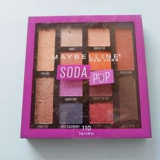 Maybelline Soda Pop Palette - Damaged