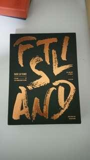 ftisland over 10 years album unsealed