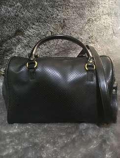 Black candy bag