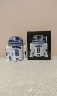 Star Wars: The Force Awakens R2D2 Cereal and Milk Container