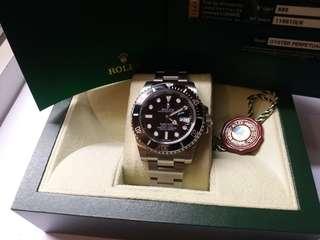 (So)勞力士Rolex 116610 ln Submariner 亂碼卡95新888