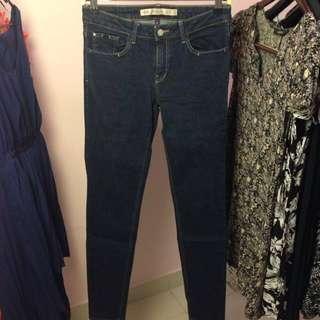 Zara Trafaluc Blue Jeans