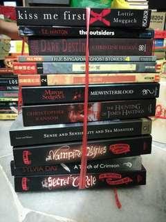 English & Mandarin story books