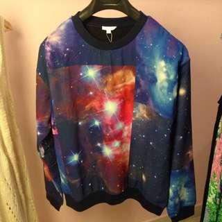 B+ab Galaxy Sweater
