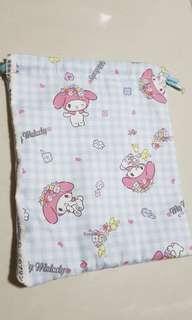 🚚 Sanrio My Melody Pouch (medium size)