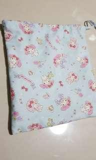 🚚 Sanrio My Melody Pouch (Large Size)