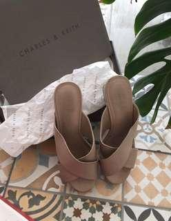 Charles & Keith Wedges shoes