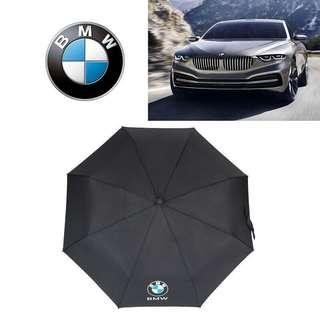 Umbrella(automatic) 1-mercedes benz,2-BMW,3-jaguar 4-audi, 5-porsche 299nt