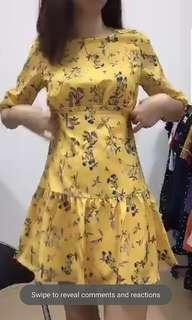 BNWT Jumping Around Floral Dress