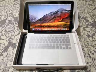 "Macbook Pro 13"" late 2011 i5 8Gb 500Gb DVD"