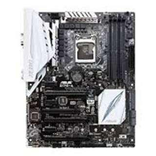 ASUS Z170A Intel overclocking Motherboard