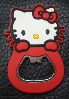 Hello Kitty / Doraemon bottle opener