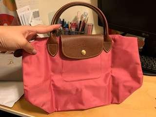 Longchamp Bag 短柄手袋 35cm x 22cm