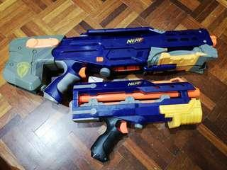 Nerf Longshot (Midnight)