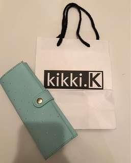 Kikki K Leather Jewellery Roll