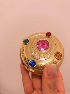 全新美少女戰士 粉餅連鏡盒