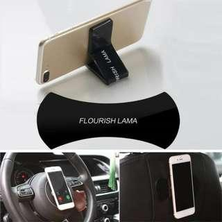 FIXATE GEL PAD FLOURISH LAMA Holder Wall Car Mobile Phone Nano Rubber Pad
