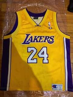 🚚 NBA Kobe 小飛俠 湖人隊 球衣