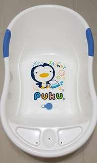 Puku Large baby bath tub