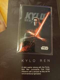 Star wars limited edition ezlink cards