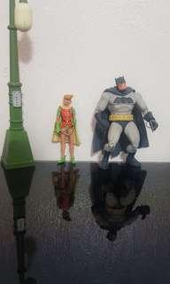 DC Collectibles Batman TDKR set. (Batman and Robin)