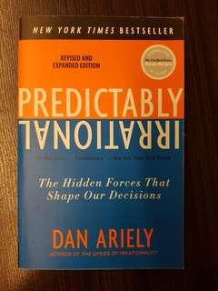 🚚 010. Predictably Irrational, Revised and Expanded Edition : The Hidden Forces That Shape Our Decisions, By Dan Ariley