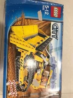 🚚 LEGO City Construction Set