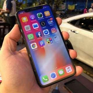 Iphone X 64GB ZP ( Grey )