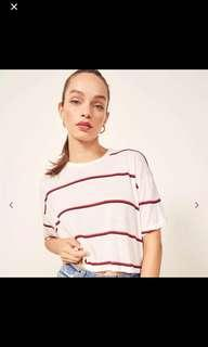 Reformation Guss T shirt