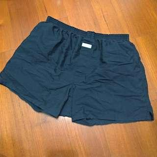 In extenso深藍色2XL四角褲