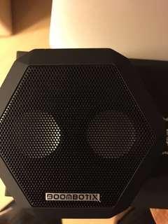 Bootbox speaker