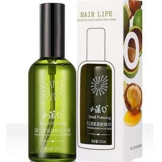 Small pukong hair oil