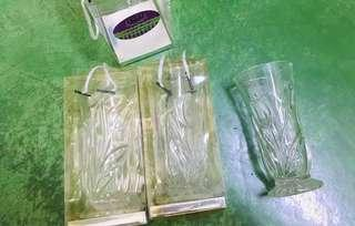 3 pcs Glass set