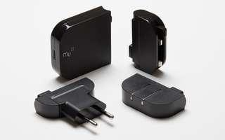 Mu One USB C 45W 摺疊式旅行充電器