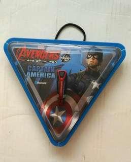 🚚 美國隊長藍芽耳機