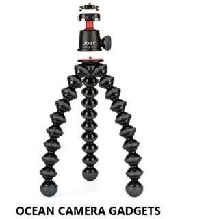 🚚 Joby GorillaPod 3K Kit Compact Tripod 3K Stand and Ballhead for Cameras
