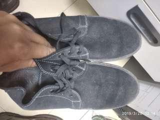 Crocs leather shoes