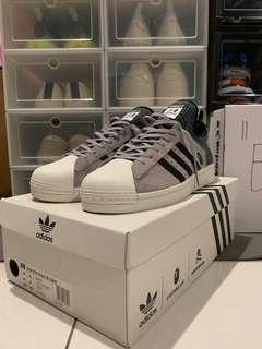 *Grail* Adidas Bape x Neighborhood Superstar Boost