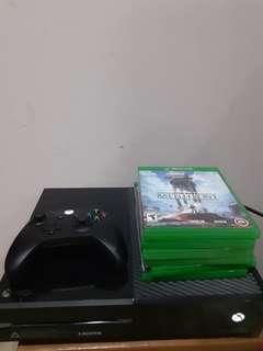 Xbox One 500gb full game