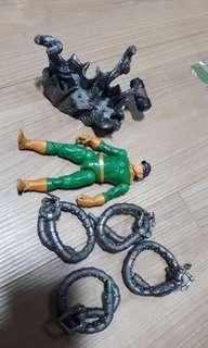 🚚 Toybiz marvel legends doc ock dr octopus loose complete
