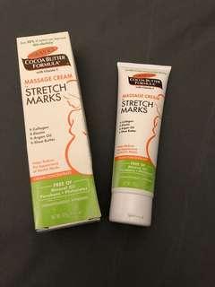 美國版 妊娠紋膏 Palmers Palmer's Stretch Marks Cream 125g