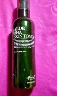 Benton Aloe BHA Skin Toner #dibuangsayang