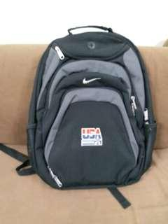 Nike USA backpack 背囊