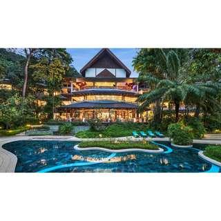 Travel - 3Days 2Nights w Breakfasts for 2pax (The Andaman Langkawi, A Luxury Collection Resort) A 5-Star Luxury Resort Marriott International Hotels Room Stay Voucher For Sale