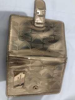 MK wallet & passport cover