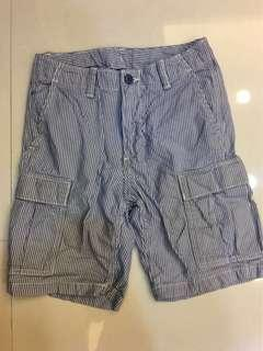 🚚 GAP 直條短褲