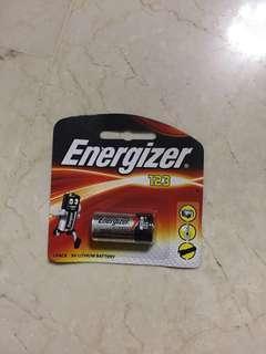 🚚 Energizer CR 123 batteries [2 for $7]