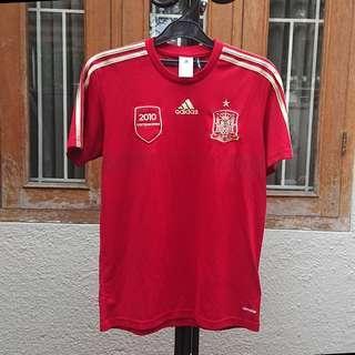 Spain 2010 Campeones Original Jersey